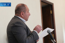 Robert Kocharyan's lawyer submits motion for judge Anna Danibekyan's recusal