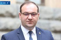 Арсен Бабаян: Призываем Никола Пашиняна сконцентрироваться на агитации «Да», мы – не политические противники
