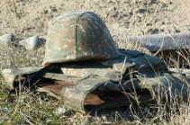 Armenian contract serviceman killed by Azerbaijani sniper