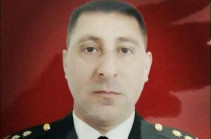 Առաջնագծում սպանվել է Ադրբեջանի զինված ուժերի փոխգնդապետ