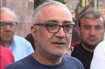 «5-րդ ալիք» հեռուստաընկերության սեփականատեր Արմեն Թավադյանը կալանքից ազատ է արձակվել