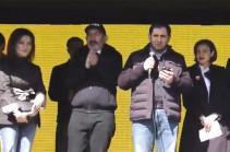LIVE. Փաշինյանը քարոզարշավ է իրականացնում Ջերմուկում