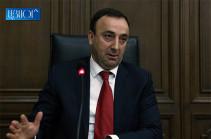 ՍԴ նախագահ Հրայր Թովմասյանը քաղաքացիներին կոչ է արել ձեռնպահ մնալ մարտի 17-ի նիստին ներկա գտնվելուց