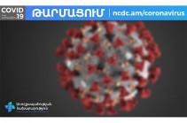 Минздрав Армении: Температура наблюдается только у больного пневмонией, у остальных больных жалоб нет
