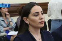 Мы ждем Вашего выхода и работы –  член Совета старейшин обратилась к мэру Еревана