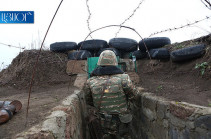 Azerbaijani side violates ceasefire regime over 230 times during past week