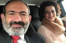Никол Пашинян и Анна Акопян утром сдали тест на коронавирус