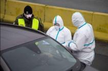 Грузия с 16 марта закрывает границу с РФ из-за коронавируса