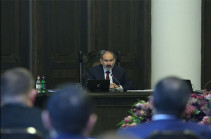 Armenia's Government to discuss issue on declaring state of emergency: PM