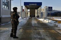 Власти России решили закрыть границу с Белоруссией