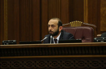 Armenia's NA chairman instructs to get prepared for possible extraordinary session