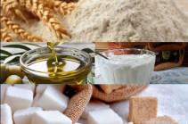 Ալյուրի, ցորենի, շաքարավազի, ձեթի, կարագի, պանրի, թթվասերի և նման ապրանքների խնդիր ՀՀ-ում չկա. ՏՄՊՊՀ նախագահ