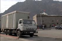 Հայաստանի և Իրանի միջև սահմանվում են որոշակի բացառություններ տնտեսական նշանակություն ունեցող ապրանքների փոխադրման մասով
