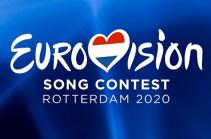 «Եվրատեսիլ» երգի մրցույթը չեղարկվել է կորոնավիրուսի պանդեմիայի պատճառով