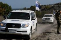 Կորոնավիրուսի սահմանափակումներով պայմանավորված՝ ԵԱՀԿ-ն դադարեցնում է դիտարկումները հայկական և ադրբեջանական զինված ուժերի շփման գծում