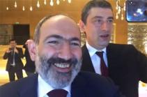Nikol Pashinyan extends birthday greetings to Giorgi Gakharia