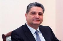 Տիգրան Սարգսյանը նշանակվել է Եվրասիական զարգացման բանկի վարչության նախագահի տեղակալի պաշտոնում