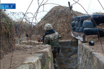 Stepanakert says Baku's statement about provocation and death of Armenian soldier disinformation