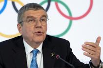 ՄՕԿ-ը բացատրել է Օլիմպիական խաղերը հետաձգելու որոշումը (РБК)