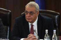 Այս ընտրություններով է կանխորոշվում և՛ Արցախի, և՛ Հայաստանի անվտանգությունը. Դավիթ Շահնազարյան