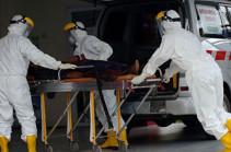 Գերմանիայում կորոնավիրուսով վարակվածների թիվը գերազանցել է 42 հազարը (РИА Новости)