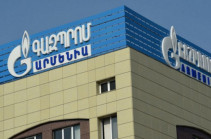Gazprom Armenia will not cut gas supply to consumers not having paid for it