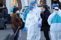 Ուկրաինայում գրանցվել է կորոնավիրուսային վարակի 218 դեպք  (RussiaToday)
