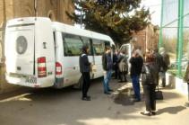 Կազմակերպվել է Վրաստանում գտնվող ՀՀ քաղաքացիների հերթական խմբի մեկնումը Հայաստան
