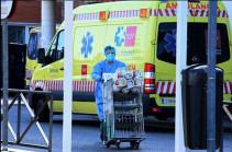 Կորոնավիրուս. 25 հազար մահ՝ աշխարհում, Իտալիայում մեկ օրում վարակը խլել է ավելի քան 900 մարդու կյանք (BBC)