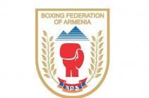 В составе сборной Армении по боксу выявлен случай заражения коронавирусом