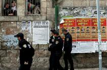 Իսրայելում կորոնավիրուսով վարակվածների թիվը հասել է 3460-ի (РИА Новости)