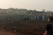 Նիգերիայի հարավում ուժեղ պայթյուն է որոտացել