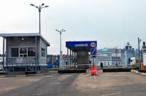 Мишустин ограничил движение через границу России (РИА Новости)