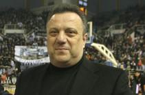Հունական Alpha հեռուստաալիքի նախկին նախագահը կորոնավիրուսից մահացել է (РИА Новости)