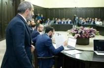 Կառավարությունն արտահերթ նիստ է հրավիրել