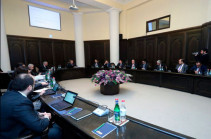 Armenia's government approves measure neutralizing impact of coronavirus on economy
