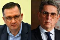 Верховная рада Украины уволила глав минздрава и минфина