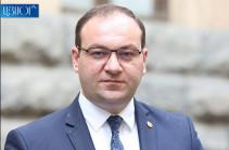 Արսեն Բաբայանն առաջարկում է Ազգային ժողովին վերադարձնել ժողովրդի փողերը ժողովրդին