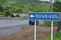 Condition of child wounded by Azerbaijani side stable grave
