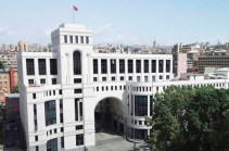 Unprovoked ceasefire violation has no justification: Armenia's MFA on military incident at Armenian-Azerbaijani border