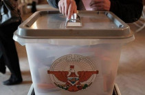 Presidential, parliamentary elections kick off in Artsakh