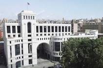 Armenia's MFA: Turkey's attempts to act as an international guardian of human rights are more than bankrupted in the light of its constant violations of the rights of peoples