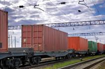 ՀԿԵ-ն շարունակում է ապահովել երկաթուղային բեռնափոխադրումների իրականացումը