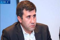 Две оппозиционные фракции практически показали, что парламентаризм в Армении жив, что заносчивое большинство не всесильно – Рубен Меликян