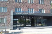 Пациенты с подтвержденным диагнозом COVID-19 будут переведены в медицинский центр Арташата