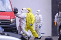 В Испании число жертв коронавируса превысило восемь тысяч человек (РИА Новости)
