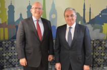 Armenia's FM, U.S. Acting Assistant Secretary discuss situation at Armenian-Azerbaijani border