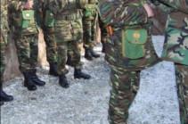 Командиры воинских частей Азербайджана задерживают дань