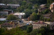 Հակառակորդի կրակոցների հետևանքով վնասվել են Բաղանիսի բնակիչների տները. հարուցվել է քրեական գործ