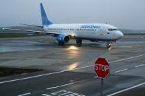 «Պոբեդան» դադարեցրել է թռիչքները, քանի որ աշխատակիցներից մի քանիսը վարակվել են կորոնավիրուսով (РБК)